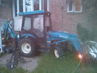mini pepine new holland