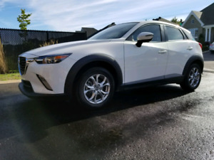 Mazda cx 3 2017, transfer de bail.