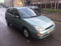 Ford Focus 1.4, 1 YEAR MOT, 76k, 3 OWNERS