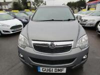 2011 Vauxhall Antara 2.2 CDTi 16v Exclusiv 5dr