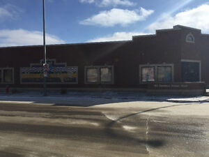 Office building with land for sale in downtown Moose Jaw