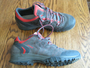 LOWA. Hiking shoes. Made in Germany. Size US 11. Minimal use.