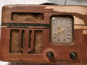 Looking for Old Tube radios