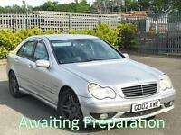 2002 (02) Mercedes-Benz C32 AMG 3.2 V6 Supercharged Automatic
