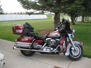 1997 HD Ultra Classic. Rides and looks great!