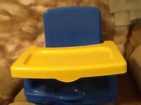 Safety 1st travel booster seat