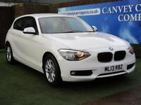 2013 BMW 1 Series 1.6 116i SE Sports Hatch 3dr