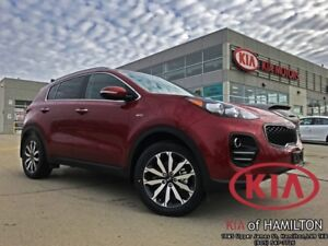 2018 Kia Sportage EX | Rare Colour | Demo