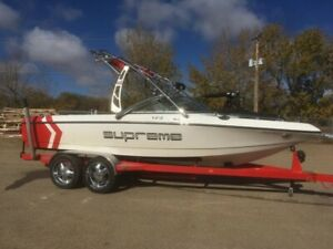 2008 Supreme Boats V212 - Only 160 Hours!