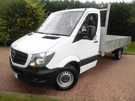 2014/64 Mercedes-Benz Sprinter 313 2.1 CDI 13FT 6 LWB DROPSIDE
