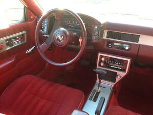 1986 Oldsmobile Calais Supreme ONLY 82000 Original kms!!!! Regina Regina Area image 2
