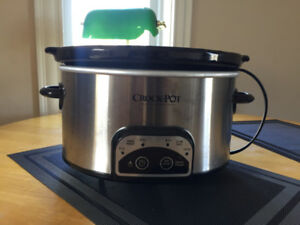 Slow Cooker (New)