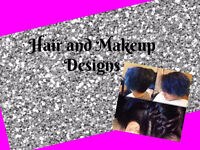 Prom Hair and Makeup Services