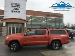 2016 Toyota Tacoma TRD Sport  LOADED MANUAL! GPS/BLUETOOTH/REVER