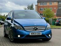 2013 Mercedes-Benz B Class B180 CDI BlueEFFICIENCY SE 5dr Auto MPV Diesel Automa