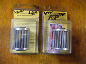 K&P Stainless Steel Micronic Oil Filters for KTM