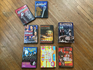 COMEDIANS!  DVDs for sale, all in excellent (or new!) condition! London Ontario image 1