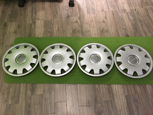 16'' Genuine AUDI Hubcaps For A3, A4, A6 etc..