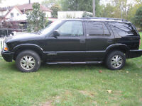 2002 GMC Jimmy SUV, Crossover $1000.00 obo ETESTED