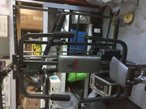 Weider training station (great condition)