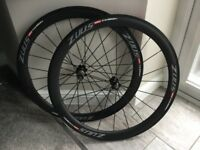 Zuss xcr 50 mm carbon clinchers