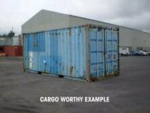 20ft Cargo Worthy B Grade Container Budget Price Coonamble Coonamble Area Preview
