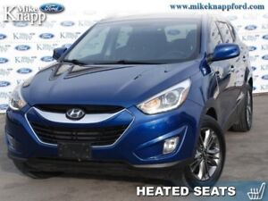 2014 Hyundai Tucson GLS  - Sunroof -  Bluetooth