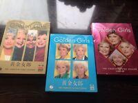 The Golden Girls Boxsets season 1-3