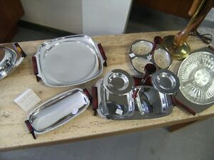 GLO HILL STAINLESS SERVERS BAKELITE Peterborough Peterborough Area image 9