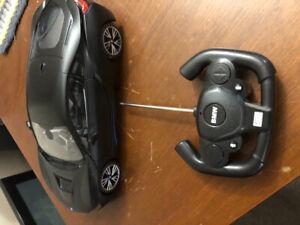 BMW remote control car