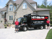 KW's  #1 Full Service Junk Removal Save $50  NOW!   1-877-JUNK-T