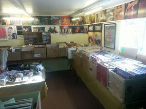 ARE YOU A RECORD DEALER?  A PRIVATE VINYL COLLECTOR?
