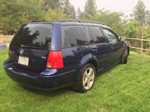 2004 Volkswagen Jetta Fully loaded Wagon