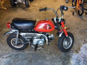 Honda 50 Minitrail