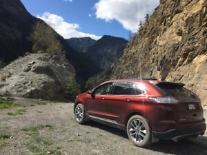 2015 Ford Edge Titanium AWD Looking to sell quickly