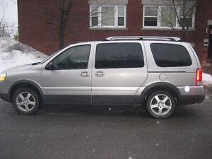 2006 Pontiac Montana Minivan E.TESTED 1700$