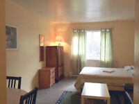 Studios for rent - Berri Suites All Included & Furnished!
