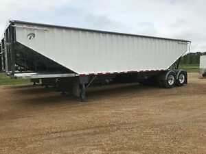 New tandem grain trailer