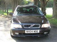 Volvo S40 1.8 Classic SE AUTOMATIC**GENUINE 42,000 MILES FROM NEW**