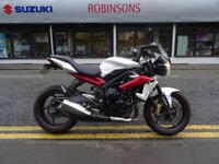2013/63 Triumph Street Triple R 675, One Owner with FSH