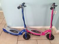 Razor E100 Scooters Boys and Girls