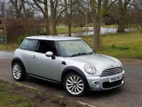 Mini Mini 1.6TD ( Chili ) Cooper D £0 ROAD TAX + BLUETOOTH