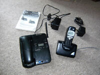 Panasonic Portable Home Phone Answer System