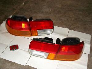 Honda Civic Tail Lights