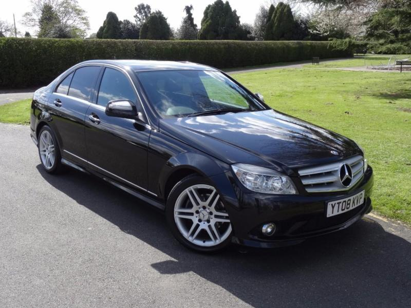 mercedes c class c220 cdi sport 2008 08 in ilford london gumtree. Black Bedroom Furniture Sets. Home Design Ideas