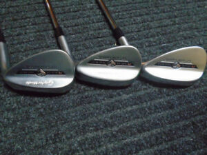 TAYLOR MADE TP R SERIES  TOUR GRIND WEDGES 52 56 60