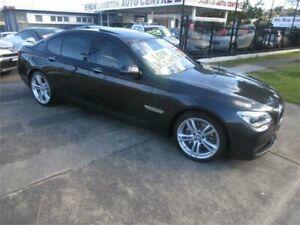 2012 BMW 740i F01 MY13 Grey 8 Speed Automatic Sedan New Lambton Newcastle Area Preview