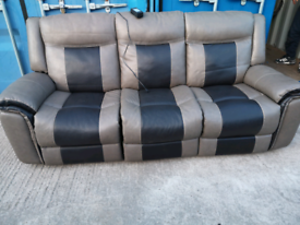 2 and 3 seat sofa/settees with recliners