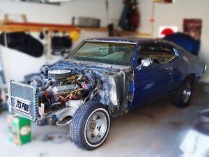 1972 Chevelle Malibu Project Car