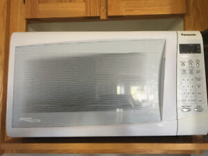 Microwave for sale / works well $35